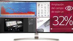 Lo ultrapanorámico y las 4K quieren revivir el maltrecho mercado de los monitores