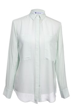 T by Alexander Wang #silk #blouse #top #fashion #accessories #designer #mode #onlineshop #clothes #vintage #secondhand #mymint