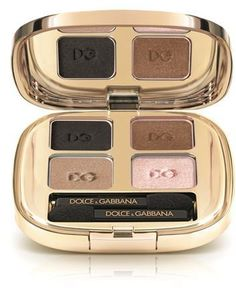 Pin for Later: 33 Eye Palettes to Rival Kylie Jenner's Kyshadow Kit Dolce & Gabbana Makeup Smooth Eyeshadow Quad Smoky Dolce & Gabbana Makeup Smooth Eyeshadow Quad Smoky (£44)