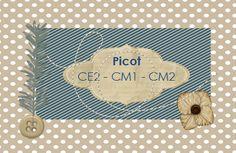 Fichier PICOT CE2 – CM1 – CM2