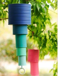 DIY Thursday: 6 Wind Chime Ideas for a Perfect Summer Breeze