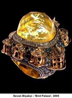 Resultado de imagen para anillos de SEVAN BICAKCI