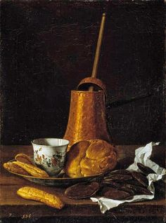 A Taste of History with Joyce White: Hot Chocolate, a 17th c. Spanish Version