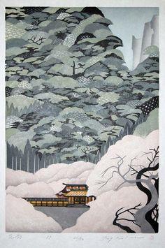 Reconnu en tant qu'artiste graveur et travaillant actuellement comme professeur d'art à l'Université de Zokei de Tokyo ainsi qu'à l'école Nihon Kogakuin, Ray Morimura …