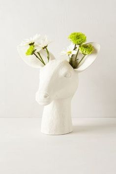 Cholet Hollow Vase - I would put branches or pussy willows in it!
