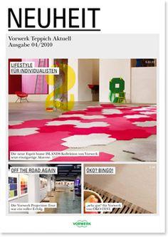 My new carpet. Esprit Carpet - Islands for your home.