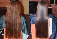 Homemade hair pack for volume, softer, thick and glossy hair | DN Fashion Flair