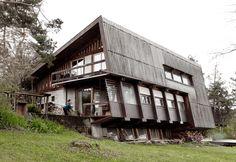 André M. Studer Wohn- und Atelierhaus in Gockhausen, 1957-59, Erweiterung 1962-64 © Christian Kahl, 2016