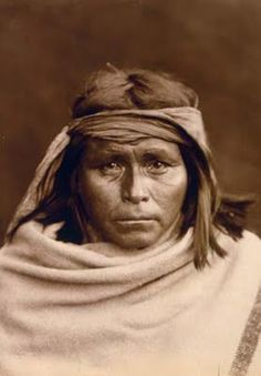 Apache-Indian-Man