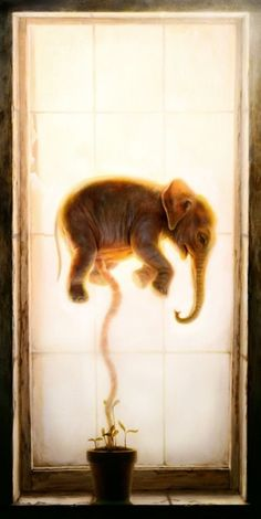 Martin Wittfooth ..the age of suppression