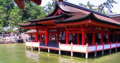 Itsukushima floating shrine - 厳島神社 - Wikipedia