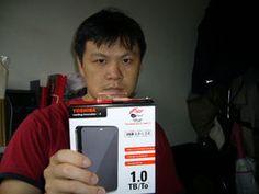 TOSHIBA 2.5吋 1TB行動硬碟【黑靚潮3.0】,得標價格2424元,最後贏家aidida5408:感謝大家禮讓!!讓我以低於市價的價格成功入手,謝謝QB!!