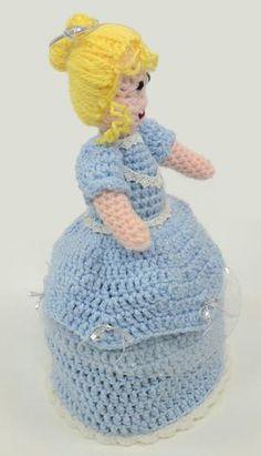 Cinderella flip dolls