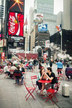 Snap by BOM : 뉴욕 스냅 촬영/ 허니문 스냅 사진 | S&J 타임스퀘어 뉴욕 스냅