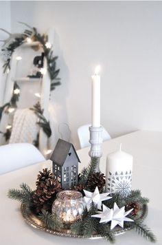 画像 : 2015冬♡真似したくなるクリスマスの素敵なインテリア - NAVER まとめ