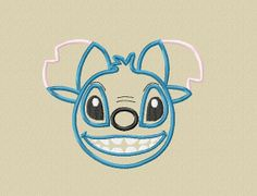 NEW Design  INSTANT DOWNLOAD  Mouse Head Stitch by glitzystitches, $3.75