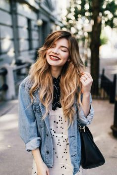 dabcf7f692af 8 Winter Hair Colors Everyone Is Wearing : Best Winter Hair Color Ideas