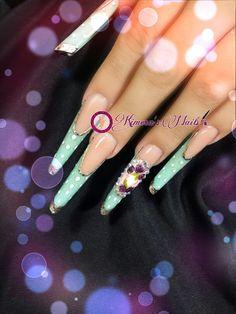 #nails #uñasbellas #uñasacrilicas #acrilycnails #uñas #diseño #kimerasnails #glitter #nude #fashionnails #fashion #sculpturenails #esculturales #sculpture #vintage