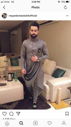 India Fashion Men, Nigerian Men Fashion, Indian Men Fashion, Mens Fashion Suits, Indian Wedding Suits Men, Sherwani For Men Wedding, Wedding Dress Men, Blazer Outfits Men, Stylish Mens Outfits