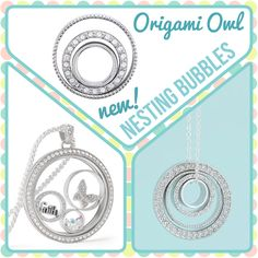 Origami Owl. Nesting Bubbles! https://charminglocketsbyaline.origamiowl.com