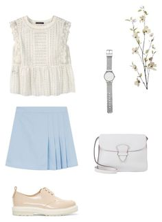 """Untitled #614"" by vero199638 on Polyvore featuring Violeta by Mango, Witchery, Purified, Maison Thomas and Pier 1 Imports"