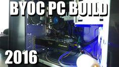 PAX South 2016 BYOC PC Build VLOG