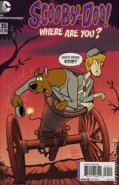 Scooby-Doo Where Are You? (2010 DC) 35