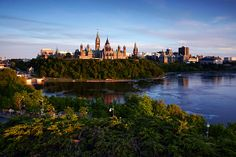 Ottawa, Canada is a very beautiful city . but for a Southern Girl it was COLD! I was there in May and I almost froze to death! Best Places To Live, The Places Youll Go, Great Places, Places To See, Places Ive Been, Beautiful Places, Capital Of Canada, Capital City, Places Around The World