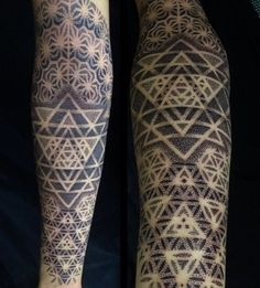 Equilattera tattoo