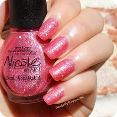 Nicole by OPI - Candy Is Dandy (Gumdrops Collection)