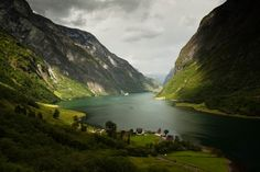 Sognefjorden. Norway (by ewixx)
