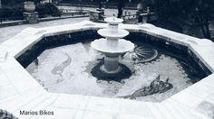 #Compass #Fountain #Statue  #attraction #white #blackandwhite #blue #thessaloniki #greece