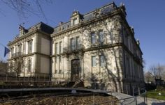 Musée Tomi Ungerer Centre International de l'Illustration - #Strasbourg - #Alsace