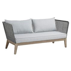 Renew a relaxed and stylish outdoor space with the Orlanda 3 Seater Outdoor Sofa from Vida & Co.