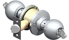 What is a double cylinder door lock?