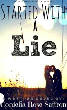Started with a lie by @indecigars