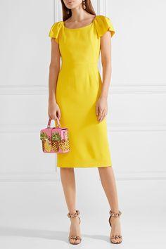 Dolce & Gabbana   Printed textured-leather shoulder bag   NET-A-PORTER.COM