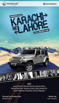 Karachi se Lahore Full Movie Download! Free Download Comedy Drama and Family Pakistani Movie! HD DVD http://www.freedownloadedmoviez.com/2015/10/karachi-se-lahore-full-movie-download.html #movies #movie #movies2015 #fullmovies #comedymovies #family #pakistanimovies #karachiselahore