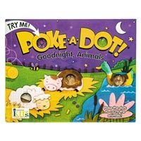 Poke-A-Dot Goodnight Animals
