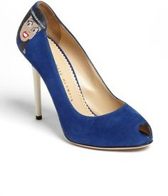 Charlotte Olympia 'Betty & Veronica' Pump (Nordstrom Exclusive) on shopstyle.com
