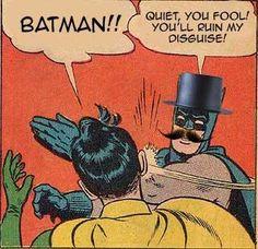 Batman Disguise Foiled - Kill the Hydra