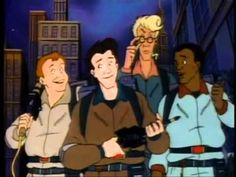 The Real Ghostbusters: Intro and Closing (without credits) [HD]