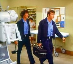 """Inferno"" Original TV Air Date: 1/05/1974 (tyemergencytelevisionshowfb)"