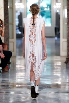 Gori de Palma SS2013 Collection | Fashion week | Photos: 080 Barcelona Fashion