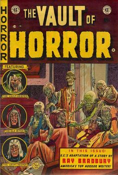 Cover for Vault of Horror (1950 series) #29