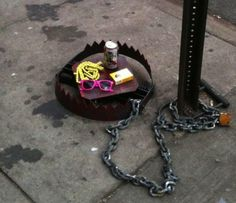 Hipster Traps