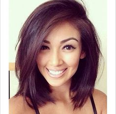 Long bob..if I was to ever get rid of my long hair I would get this haircut