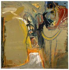 Eva Hesse. Untitled, c.1962. ●彡