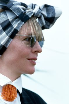 Diane Keaton. Wonderful actress, wonderful woman. Some people just show you why you should never compromise who you are.