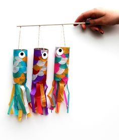 #diy #fish #paper http://www.couch-mag.de/do-it-yourself-28125